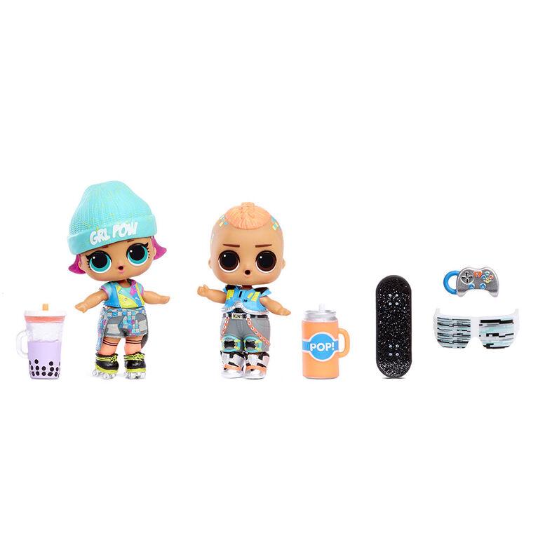 Maison L.O.L. Surprise! avec plus de 40 surprises et 2 poupées exclusives
