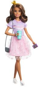 Barbie Princess Adventure Teresa Doll (11.5-inch) in Fashion and Accessories
