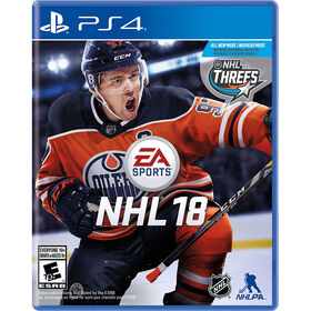 PlayStation 4 - NHL 18