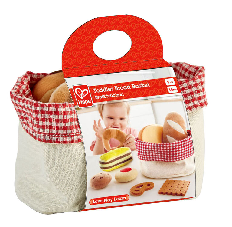 Hape Toddler Break Basket - Édition anglaise