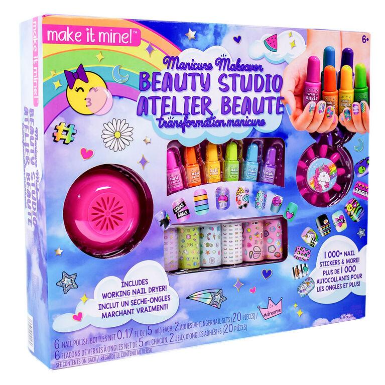Make It Mine-Manicure Makeover - R Exclusive