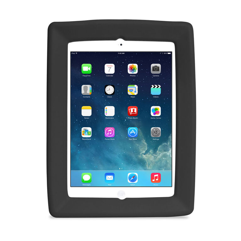 Big Grip Frame iPad 97 Black (FRAMEAIRBLK) - English Edition