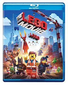 The Lego Movie - Bluray + DVD & Digital Combo