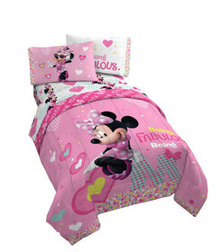 Minnie Twin/Full Comforter