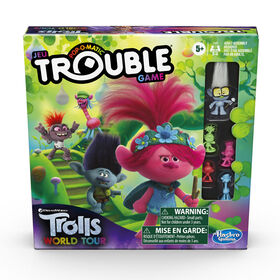 Trouble: DreamWorks Trolls World Tour Edition