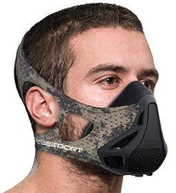 Aduro Sport Peak Resistance High Altitude Training Mask - Camouflage