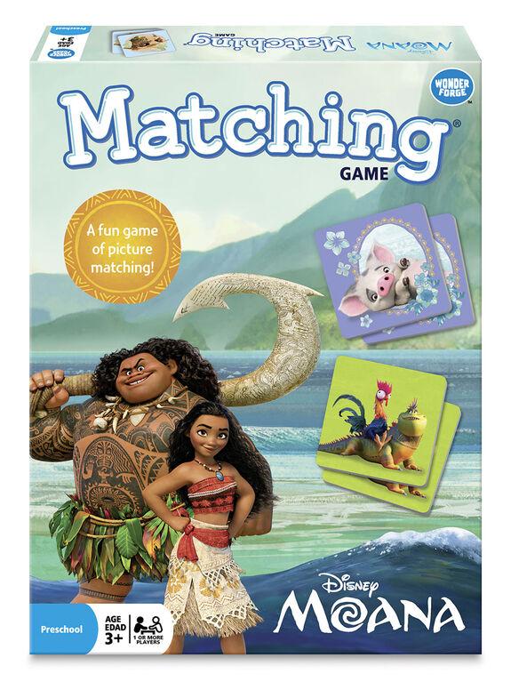 Wonder Forge: Disney - Matching Game Moana