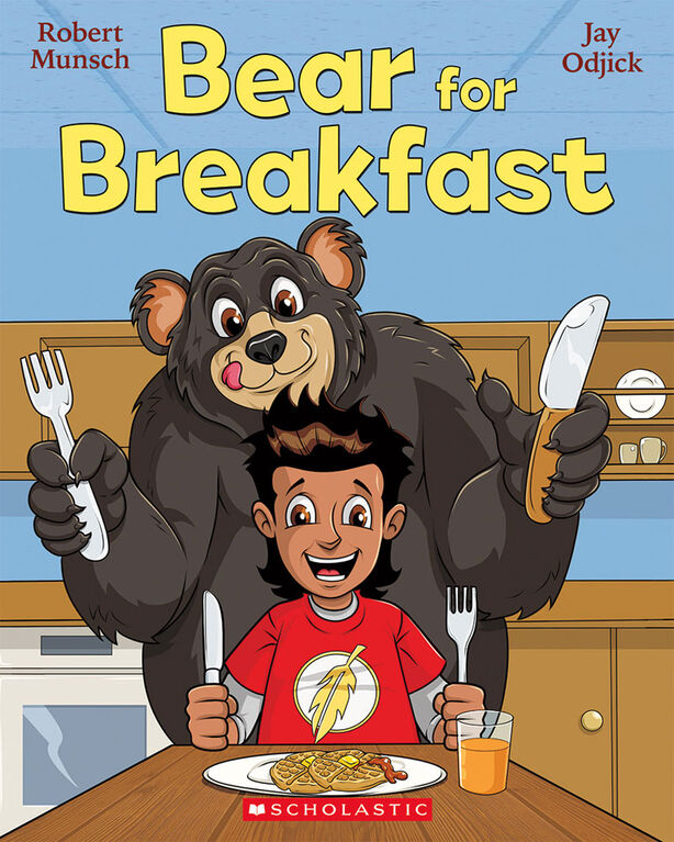 Scholastic - Bear for Breakfast - English Edition