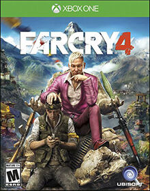 Xbox One - Far Cry 4