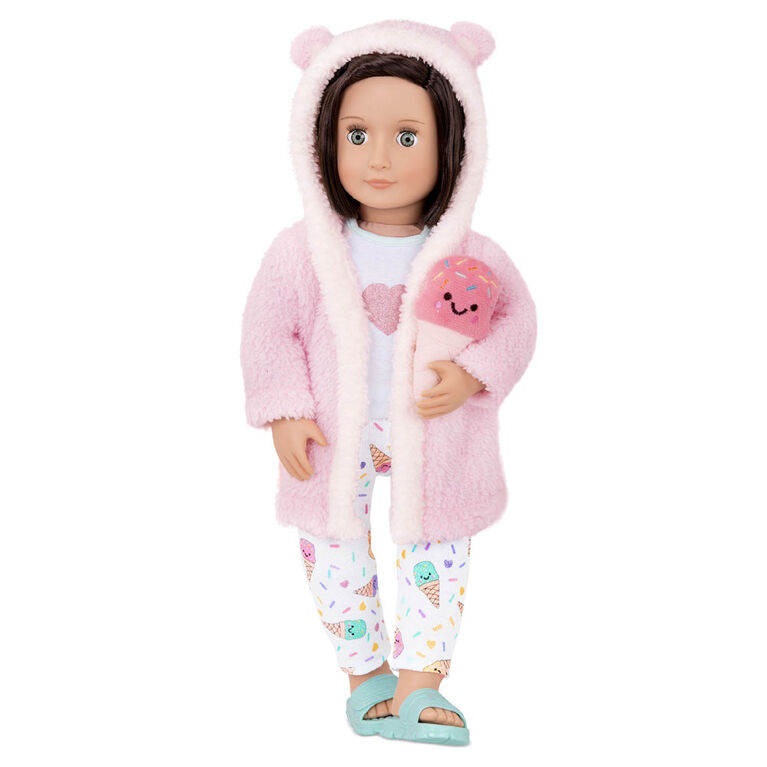 Our Generation, Ice Cream Dreams, Pajama Outfit for 18-inch Dolls