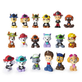 PAW Patrol – Mini-Figure Blind Box of Collectible Paw Patrol Characters - Styles and Characters May Vary