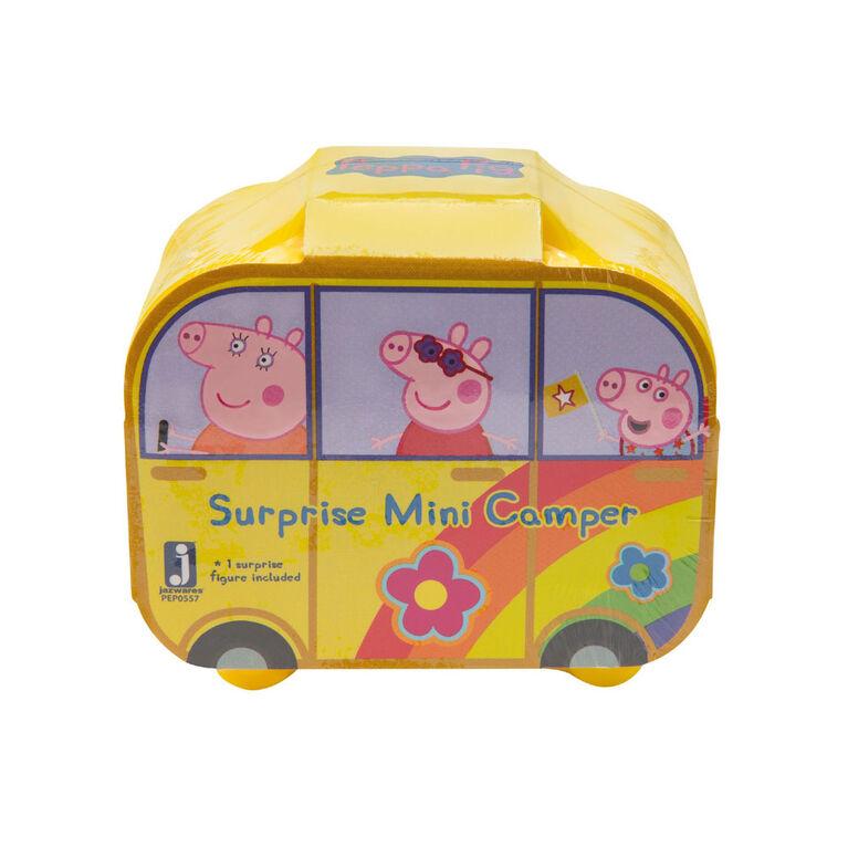 Peppa Pig - Mini Campers Surprise