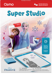 Osmo Super Studio: Frozen 2 iOS.