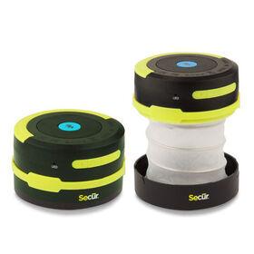 Lanterne Bluetooth 3-en-1 de Secur