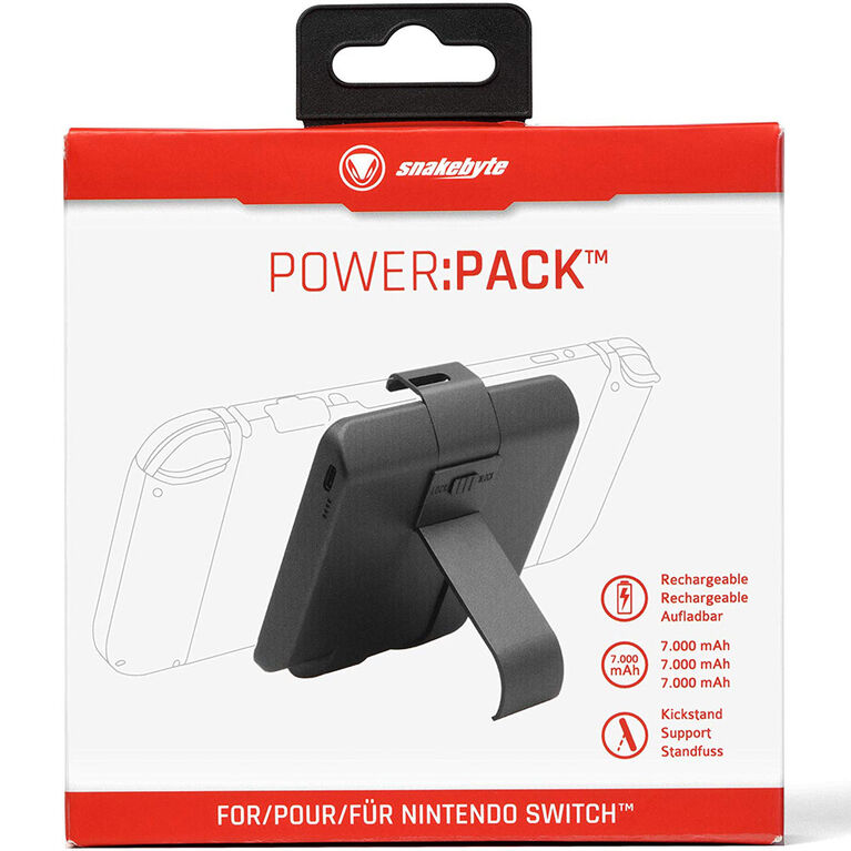 Nintendo Switch snakebyte Power:Pack