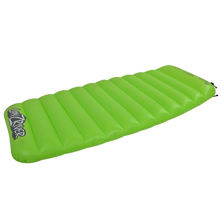 Blue Wave - Lay-Z-River Airmattress Float