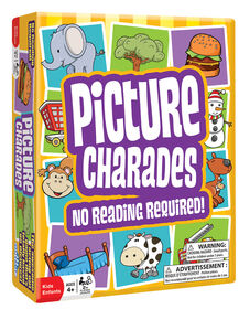 Picture Charades - English Edition