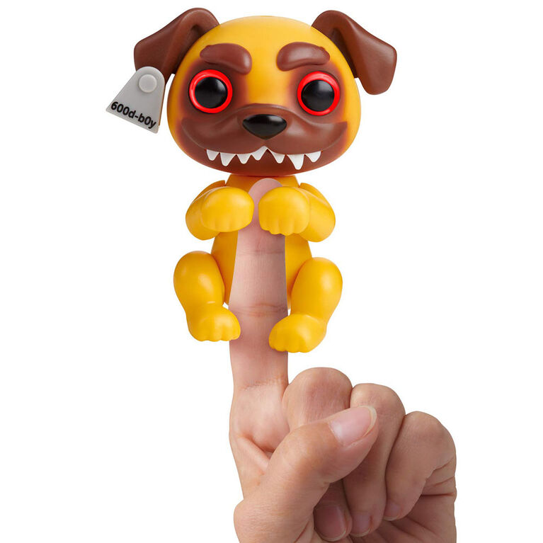 Grimlings - Pug - Interactive Animal Toy - By WowWee