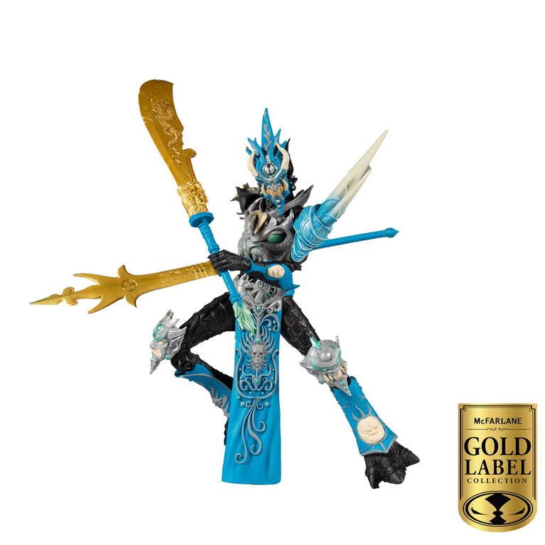 McFarlane Gold Label Collectors Series: Mandarin Spawn Figure - R Exclusive