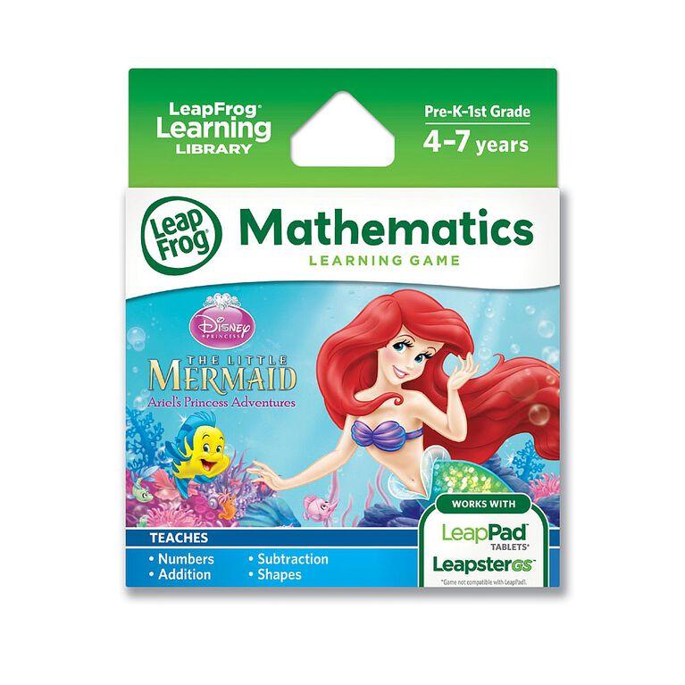 LeapFrog - Explorer Little Mermaid Learning Game English version - English Edition