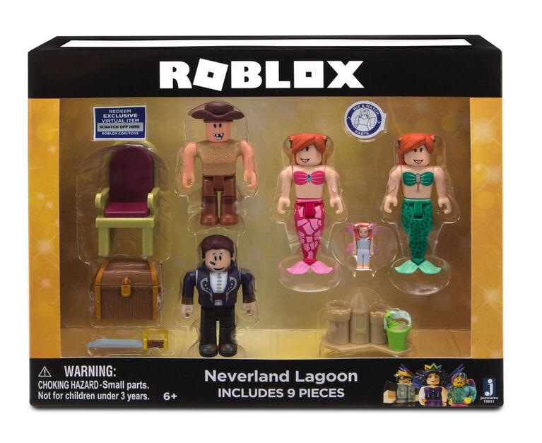 Roblox Celebrity - Neverland Lagoon.