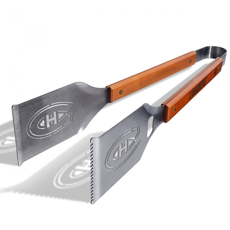 Montreal Canadiens Classic Grill-A-Tongs - Édition anglaise