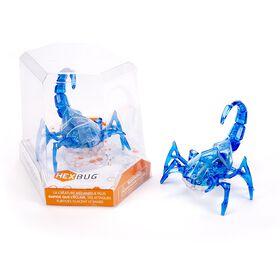 Scorpion Hexbug - bleu