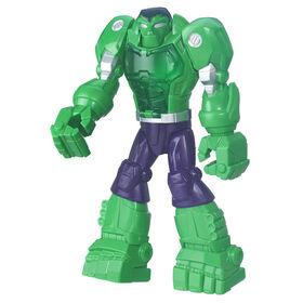 Playskool Heroes Marvel Super Hero Adventures Mech Armor Hulk