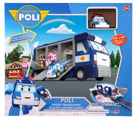 Robocar Poli - POLI Mobile Headquarters
