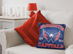 NHL Team Cushion - Washington Capitals