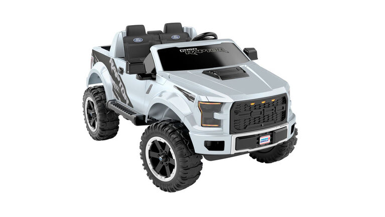 Fisher-Price Power Wheels Ford F-150 Raptor - R Exclusive