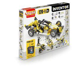 Engino-Inventor 120  Modèles  Set Motorisés.