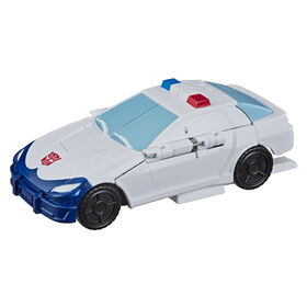 Transformers Cyberverse Action Attackers: 1-Step Changer Prowl.