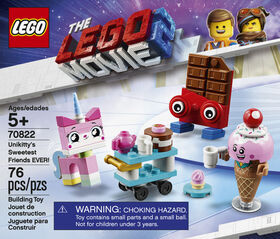 LEGO The LEGO Movie 2 Unikitty's Sweetest Friends EVER! 70822