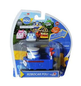 Robocar Poli - Marine Diecast Vehicle