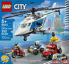 LEGO City Police L'arrestation en hélicoptère 60243