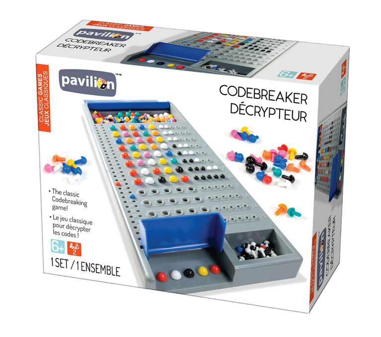 Pavilion Classic Games - Codebreaker
