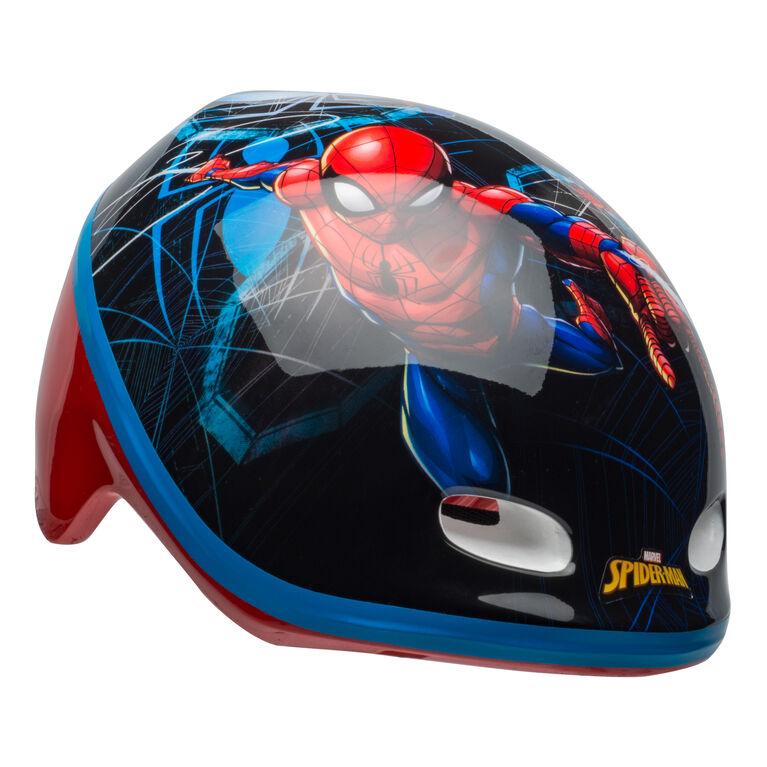 Spiderman - Toddler Bike Helmet -  Fits head sizes 48 - 52 cm
