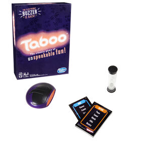 Hasbro Gaming - Taboo Game