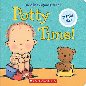 Potty Time! - English Edition