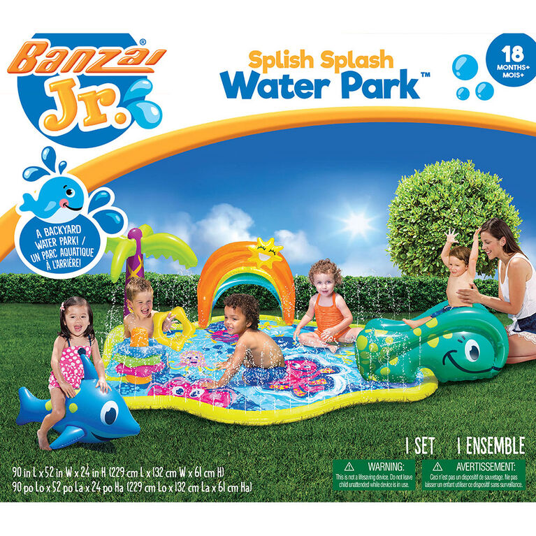 Splish Splash Water Park