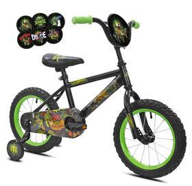 Stoneridge Teenage Mutant Ninja Turtle Bike - 14 inch