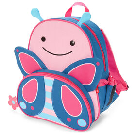 Skip Hop Zoo Little Kid Backpack - Blossom Butterfly