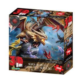 Lisa Parker - Dragon Clan - 500 Piece - 3D Puzzles