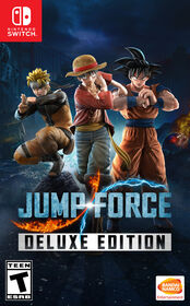 Nintendo Switch Jump Force: Deluxe Edition - English Edition