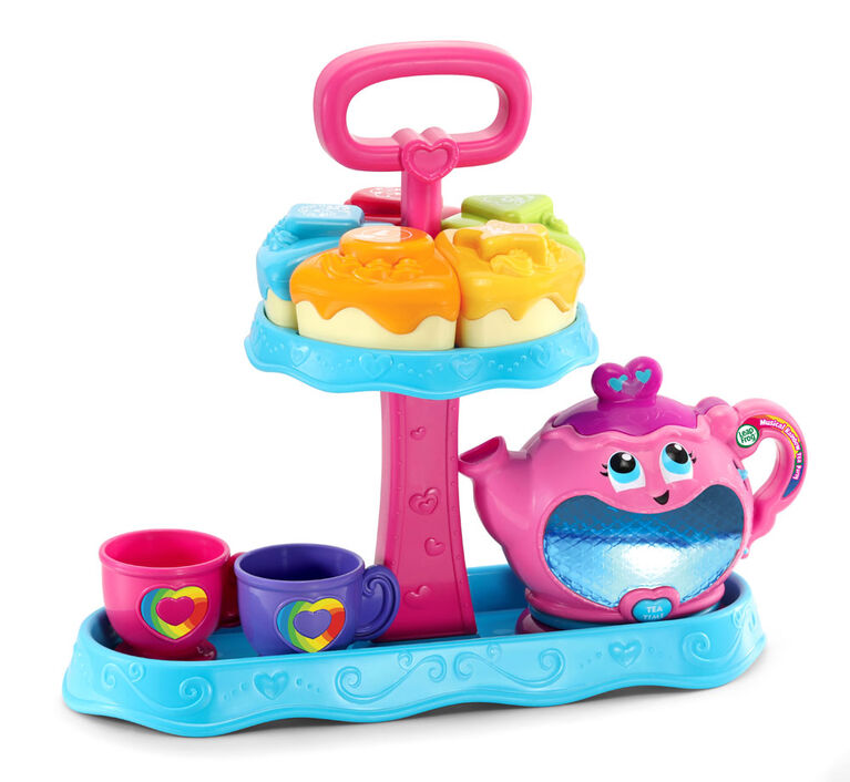 LeapFrog Musical Rainbow Tea Party - English Edition