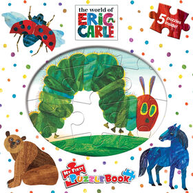 Eric Carle My First Puzzle Book