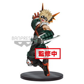 Banpresto My Hero Academia The Amazing Heroes vol.3 Figure - English Edition