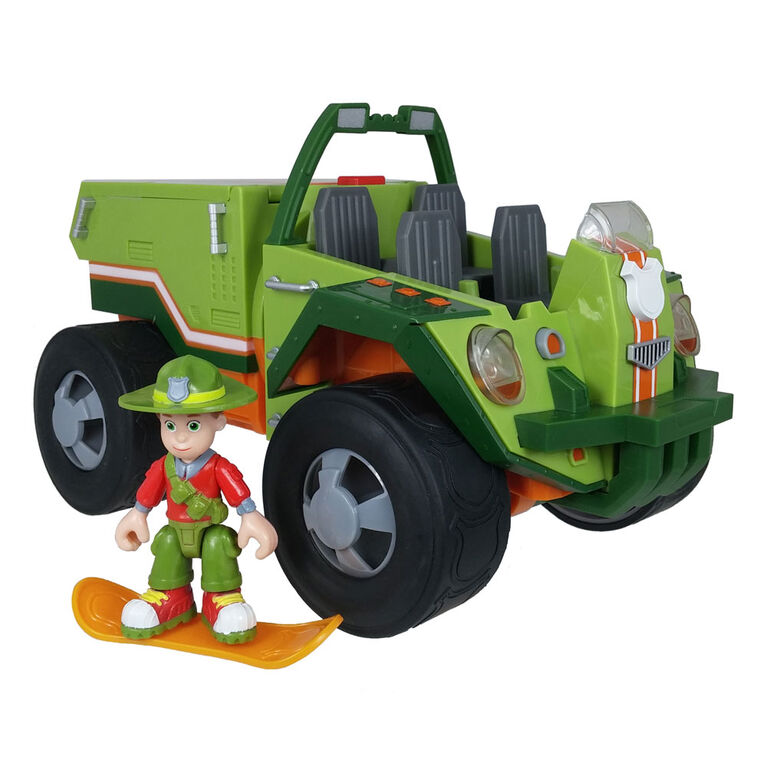 Ranger Rob - Véhicule Chipper