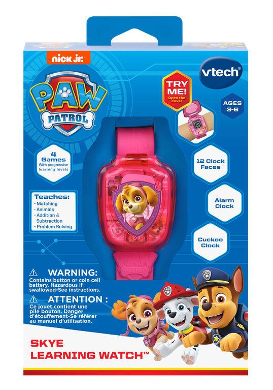 VTech PAW Patrol Skye Learning Watch - English Edition